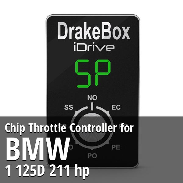 Chip Bmw 1 125D 211 hp Throttle Controller