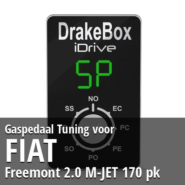 Gaspedaal Tuning Fiat Freemont 2.0 M-JET 170 pk