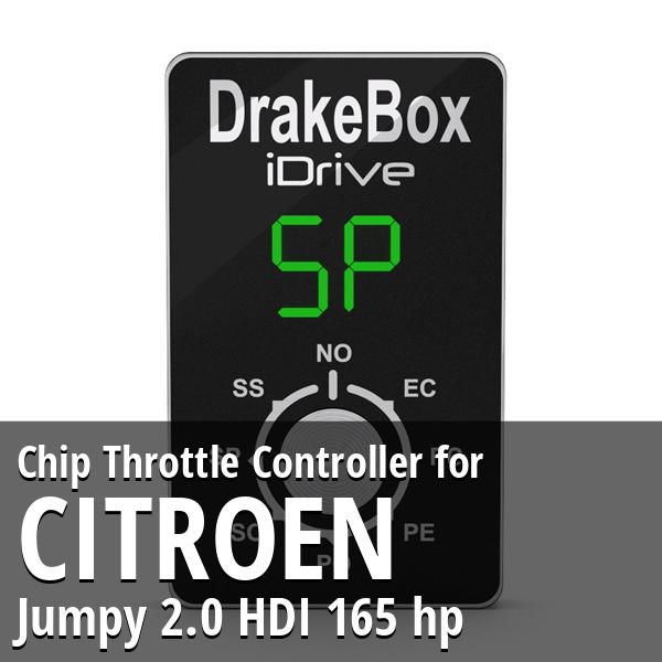 Chip Citroen Jumpy 2.0 HDI 165 hp Throttle Controller