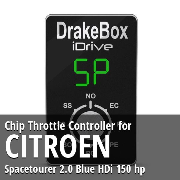 Chip Citroen Spacetourer 2.0 Blue HDi 150 hp Throttle Controller