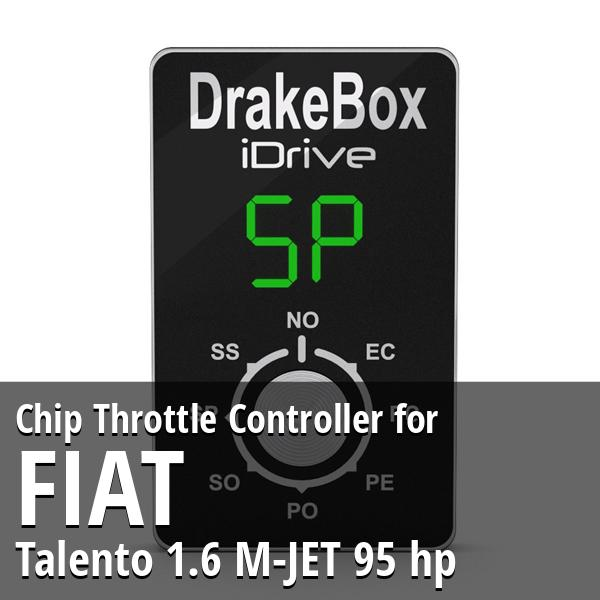 Chip Fiat Talento 1.6 M-JET 95 hp Throttle Controller