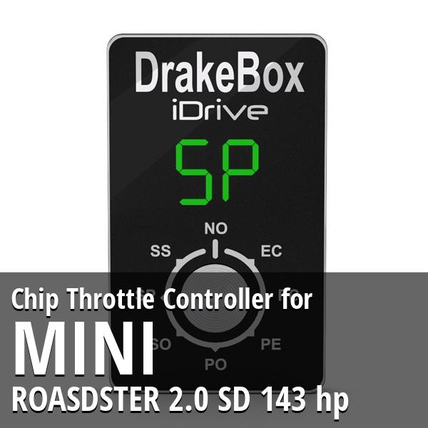 Chip Mini ROASDSTER 2.0 SD 143 hp Throttle Controller