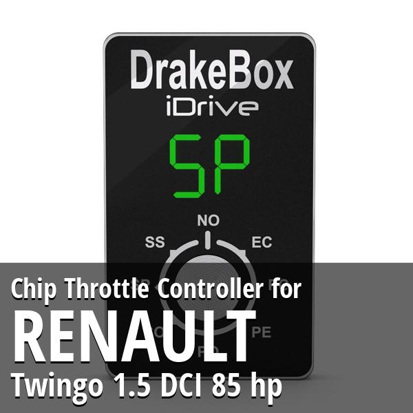 Chip Renault Twingo 1.5 DCI 85 hp Throttle Controller