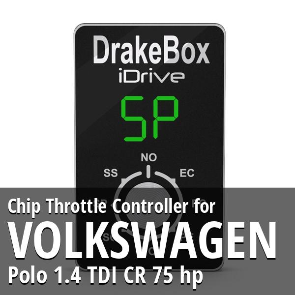 Chip Volkswagen Polo 1.4 TDI CR 75 hp Throttle Controller