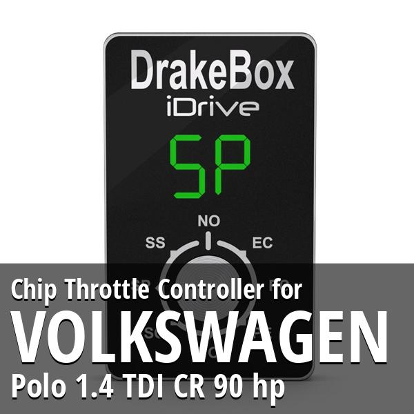 Chip Volkswagen Polo 1.4 TDI CR 90 hp Throttle Controller