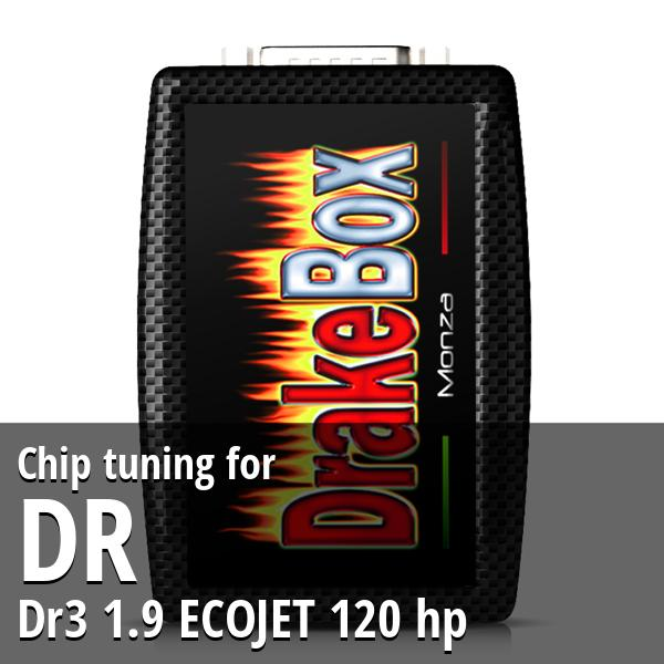 Chip tuning Dr Dr3 1.9 ECOJET 120 hp