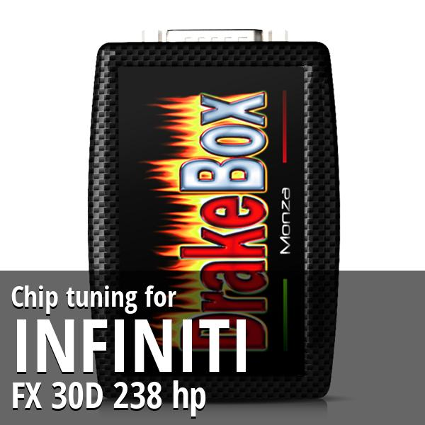 Chip tuning Infiniti FX 30D 238 hp