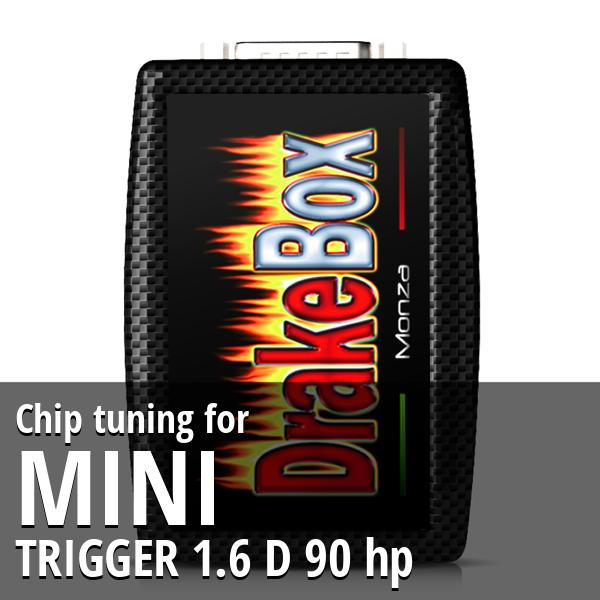Chip tuning Mini TRIGGER 1.6 D 90 hp