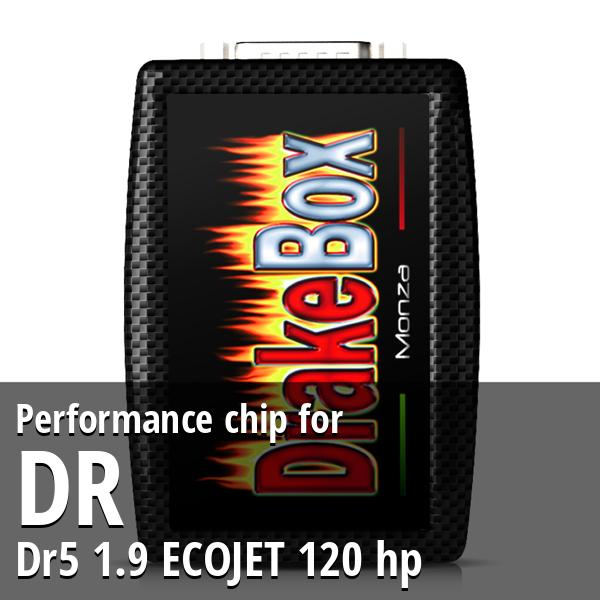 Performance chip Dr Dr5 1.9 ECOJET 120 hp