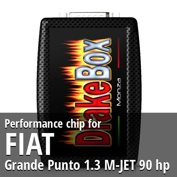 Performance chip Fiat Grande Punto 1.3 M-JET 90 hp
