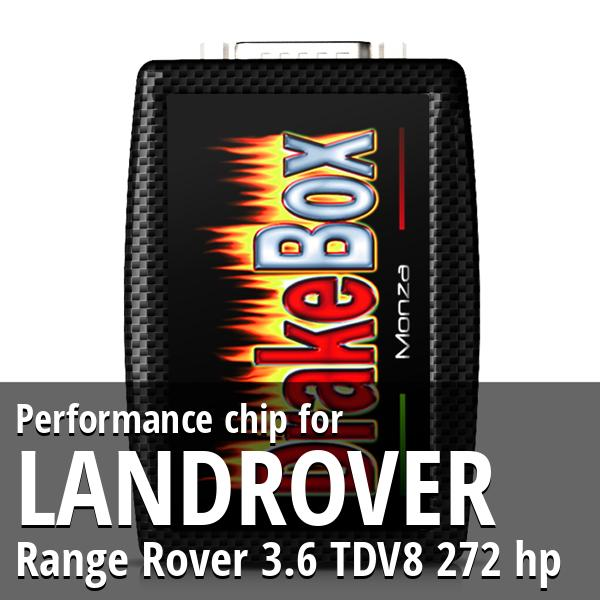 Performance chip Landrover Range Rover 3.6 TDV8 272 hp