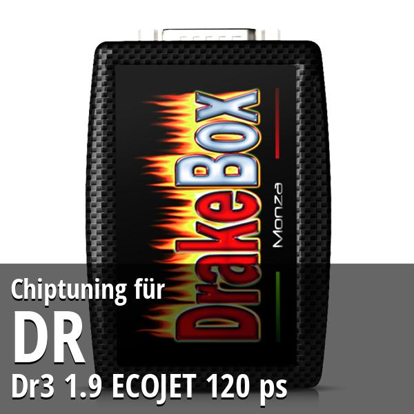 Chiptuning Dr Dr3 1.9 ECOJET 120 ps