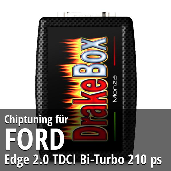 Chiptuning Ford Edge 2.0 TDCI Bi-Turbo 210 ps