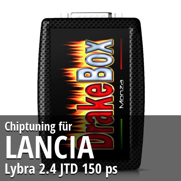 Chiptuning Lancia Lybra 2.4 JTD 150 ps