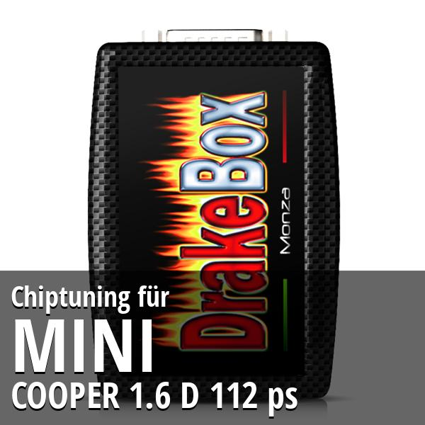 Chiptuning Mini COOPER 1.6 D 112 ps