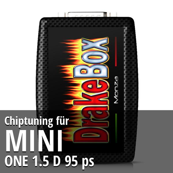Chiptuning Mini ONE 1.5 D 95 ps