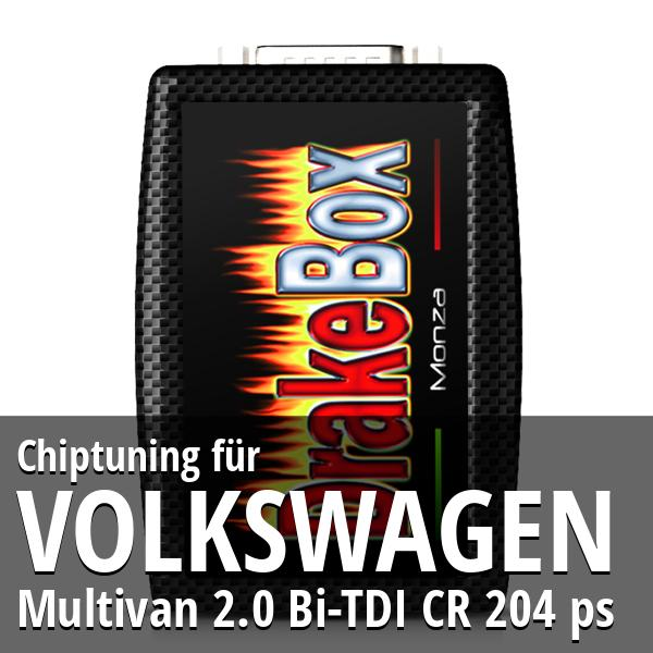 Chiptuning Volkswagen Multivan 2.0 Bi-TDI CR 204 ps