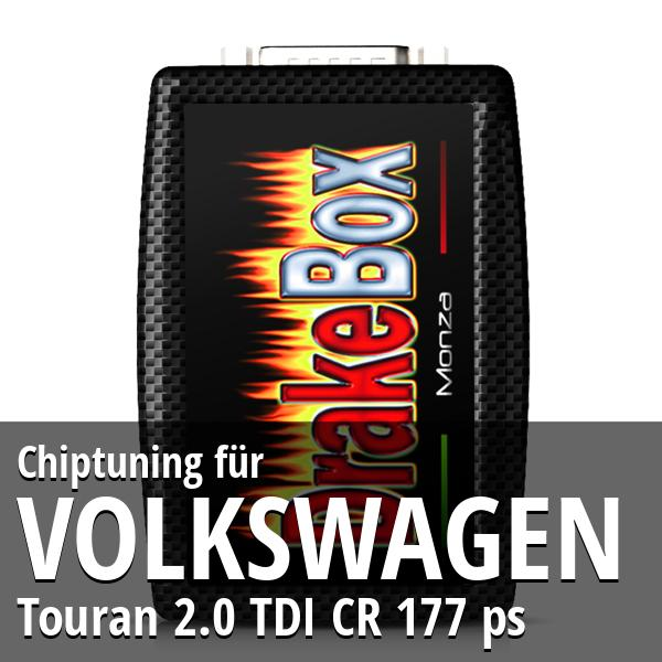 Chiptuning Volkswagen Touran 2.0 TDI CR 177 ps