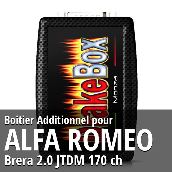 Boitier Additionnel Alfa Romeo Brera 2.0 JTDM 170 ch