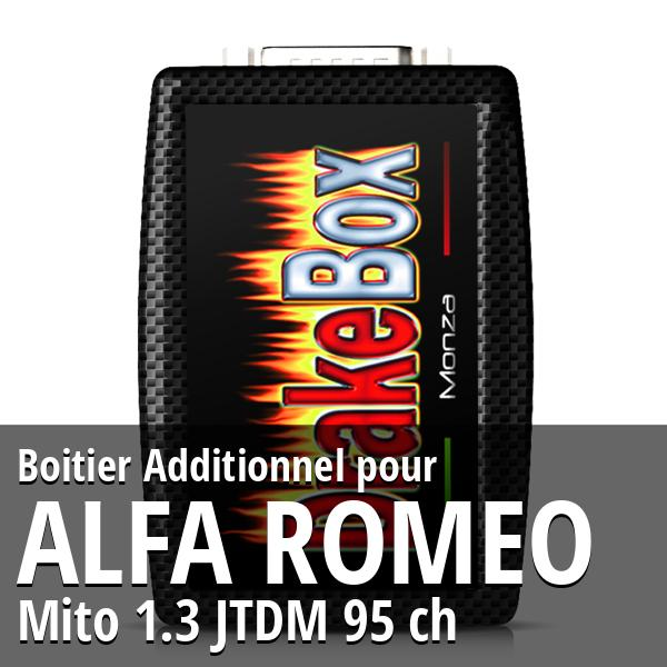 Boitier Additionnel Alfa Romeo Mito 1.3 JTDM 95 ch