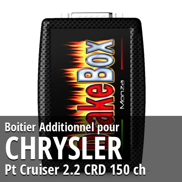 Boitier Additionnel Chrysler Pt Cruiser 2.2 CRD 150 ch