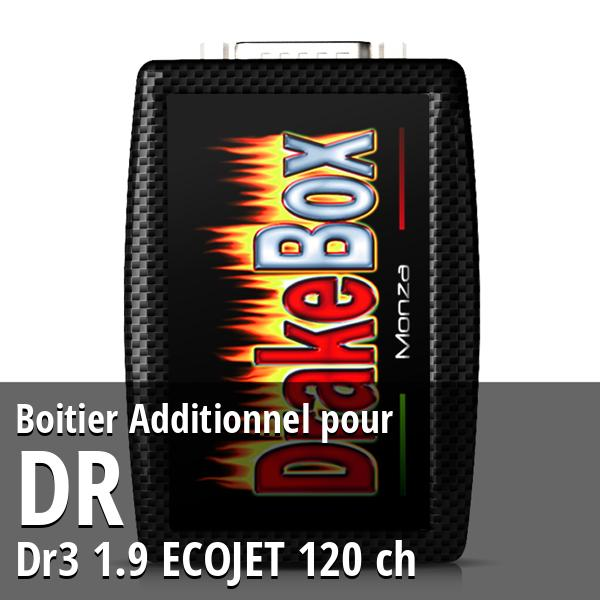 Boitier Additionnel Dr Dr3 1.9 ECOJET 120 ch