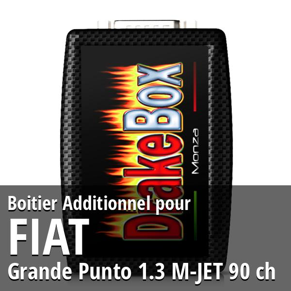 Boitier Additionnel Fiat Grande Punto 1.3 M-JET 90 ch