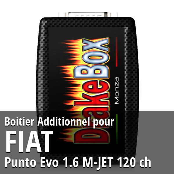 Boitier Additionnel Fiat Punto Evo 1.6 M-JET 120 ch