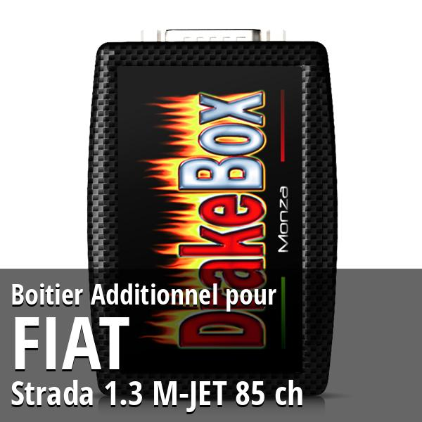 Boitier Additionnel Fiat Strada 1.3 M-JET 85 ch