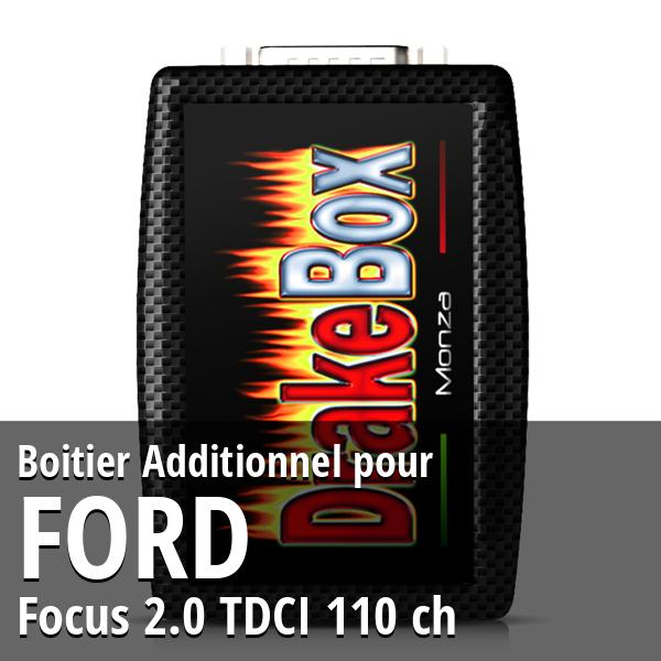 Boitier Additionnel Ford Focus 2.0 TDCI 110 ch