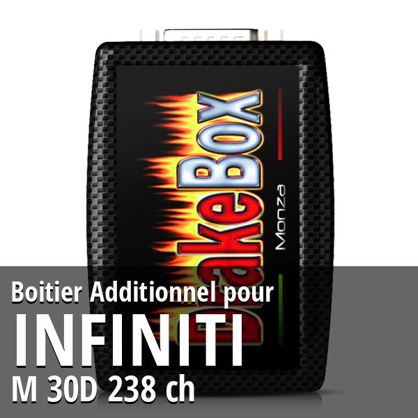 Boitier Additionnel Infiniti M 30D 238 ch