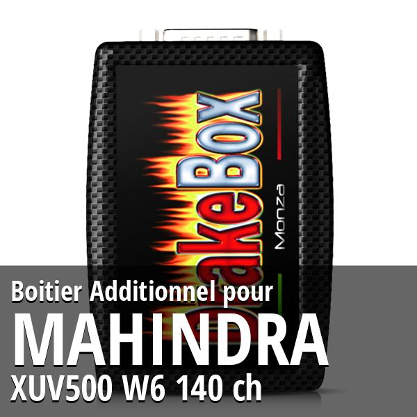 Boitier Additionnel Mahindra XUV500 W6 140 ch