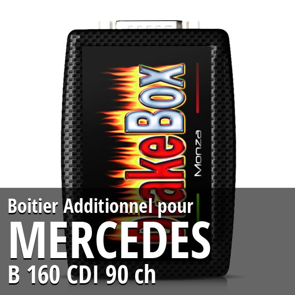 Boitier Additionnel Mercedes B 160 CDI 90 ch