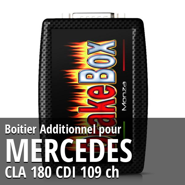 Boitier Additionnel Mercedes CLA 180 CDI 109 ch