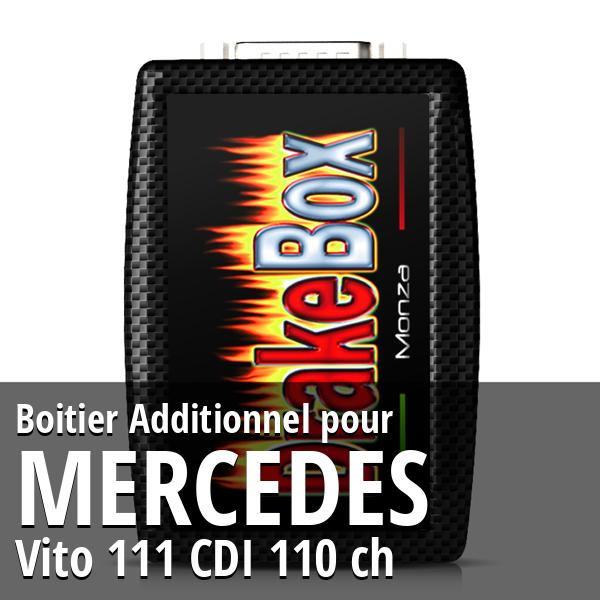 Boitier Additionnel Mercedes Vito 111 CDI 110 ch