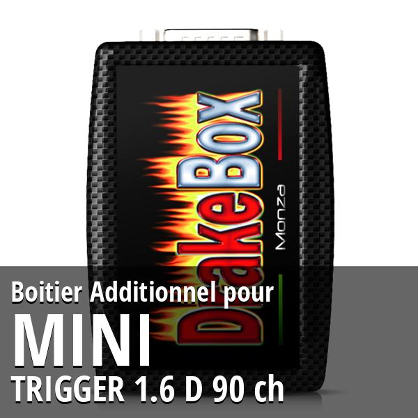Boitier Additionnel Mini TRIGGER 1.6 D 90 ch