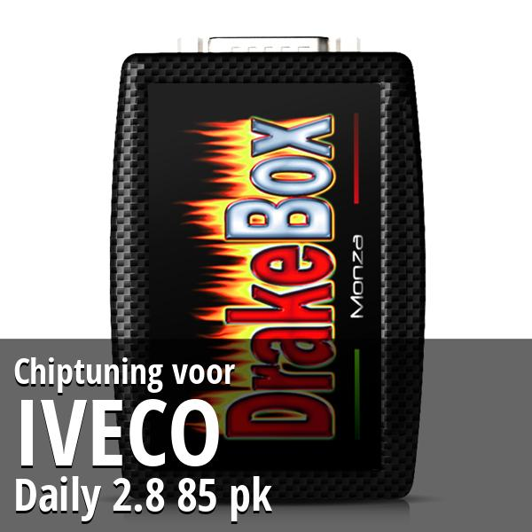 Chiptuning Iveco Daily 2.8 85 pk